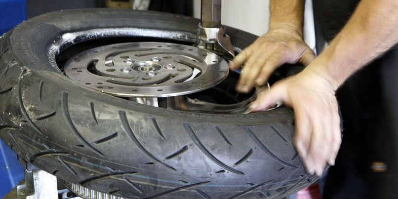 Motorcycle Tires Guide And Explanation