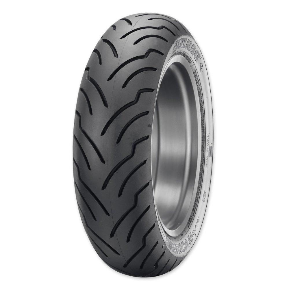medium resolution of dunlop american elite mu85b16 77h rear tire