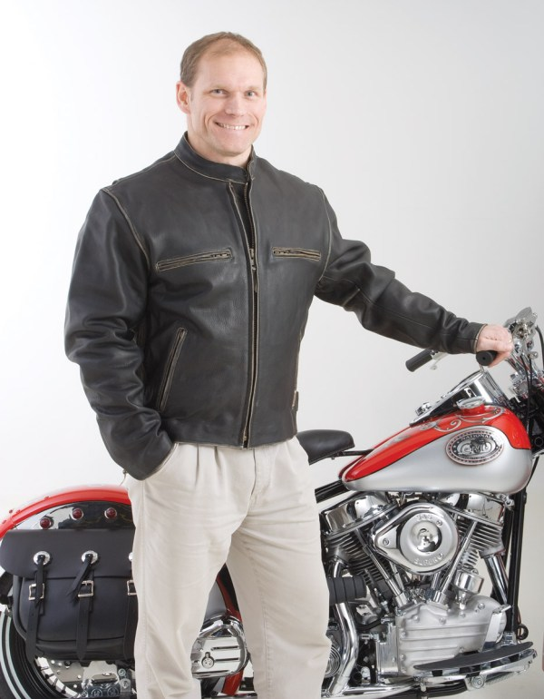 Milwaukee Motorcycle Clothing . Crazy Horse Brown