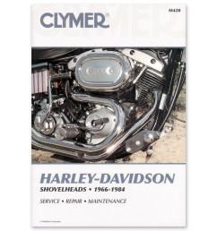 clymer shovelhead repair manual [ 1201 x 1200 Pixel ]