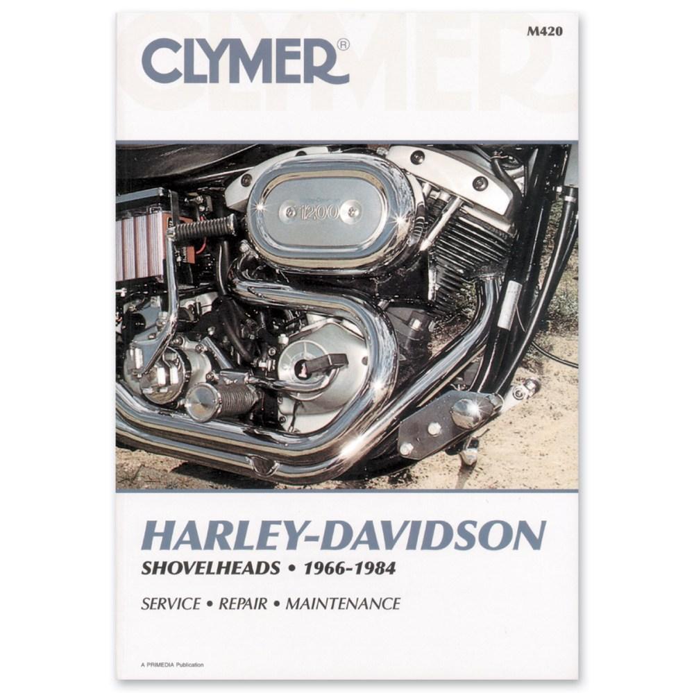 medium resolution of clymer shovelhead repair manual