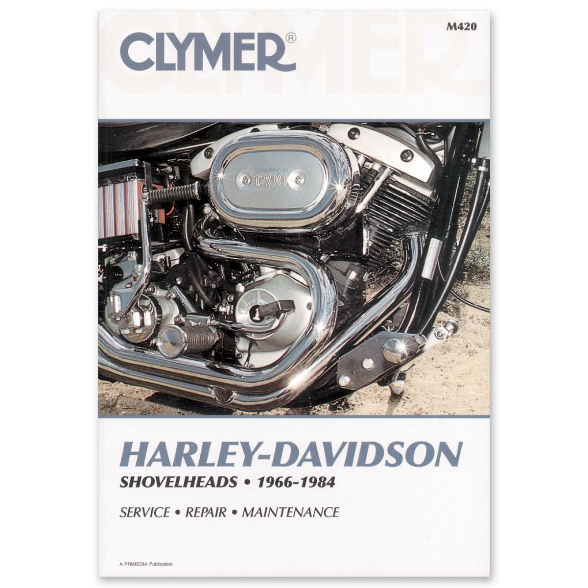 hight resolution of clymer shovelhead repair manual