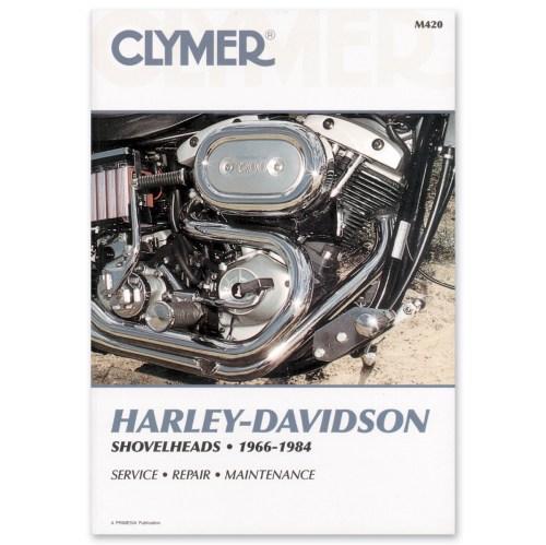 small resolution of clymer shovelhead repair manual