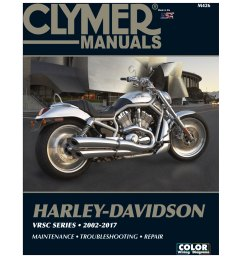 clymer 2002 14 vrsc repair manual [ 1201 x 1200 Pixel ]