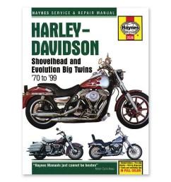 haynes shovelhead and evolution big twins manual [ 1201 x 1200 Pixel ]