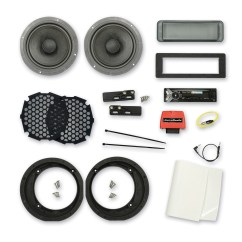 Sony Mex N5000bt Radio Wiring Diagram Ibanez Bass Guitar Biketronics And 7 1 Speaker Kit With