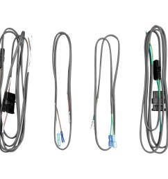 j m saddlebag lid or rear pod speaker wiring harness kit [ 1200 x 1200 Pixel ]
