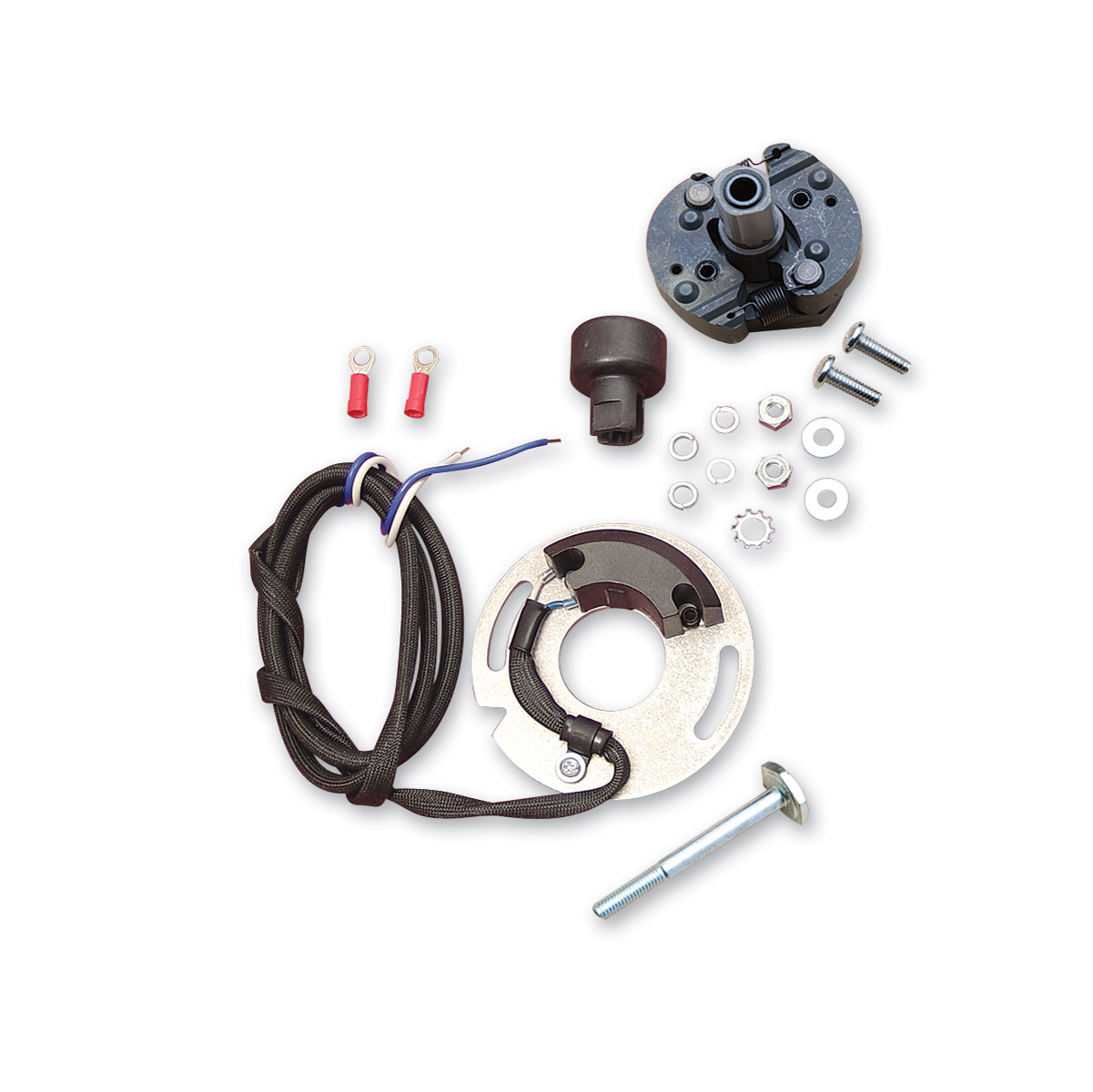 hight resolution of  380 443 a coil pick up wiring question the sportster and buell motorcycle dyna s ignition wiring