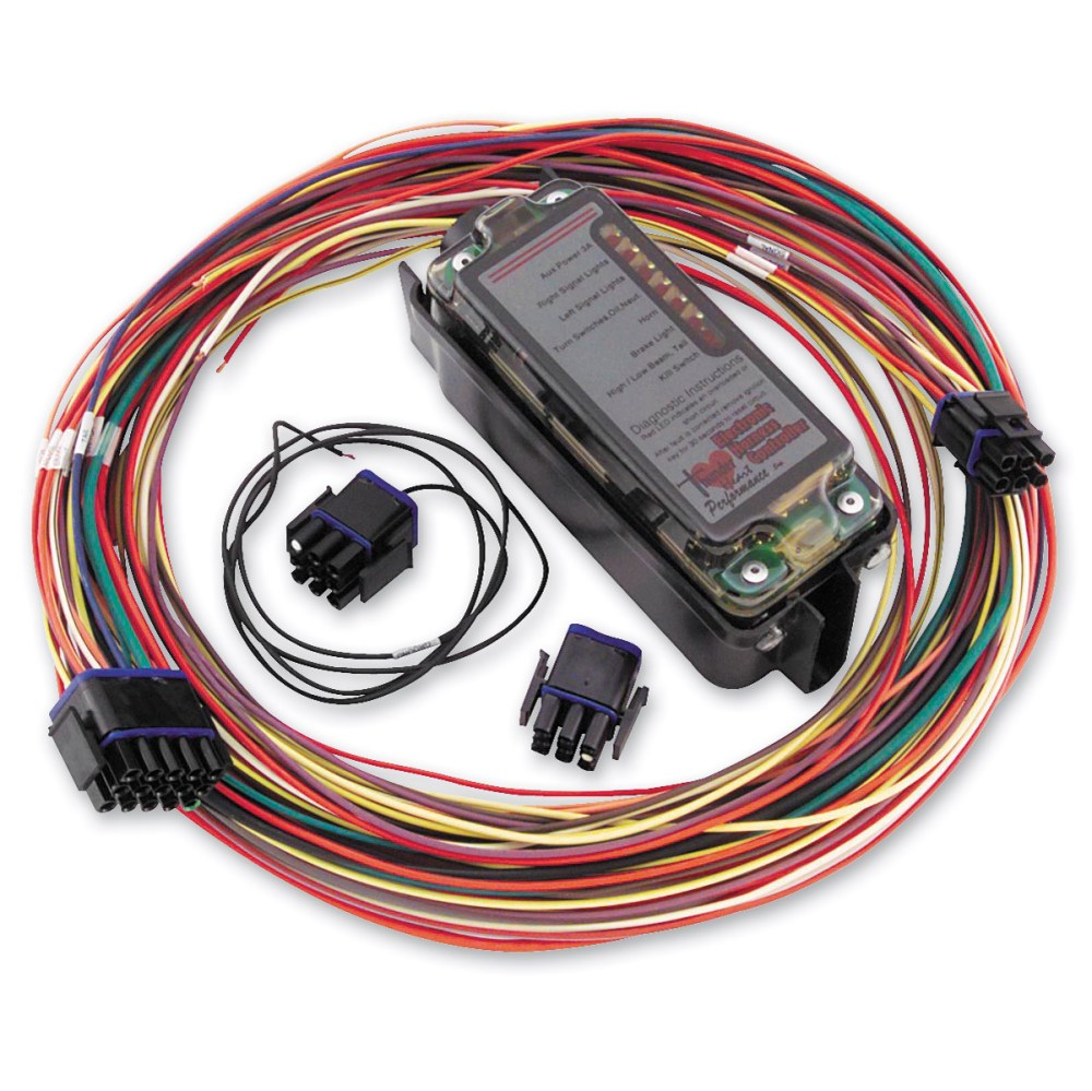 medium resolution of thunder heart performance complete electronic harness controller rh jpcycles com painless performance wiring harness painless performance