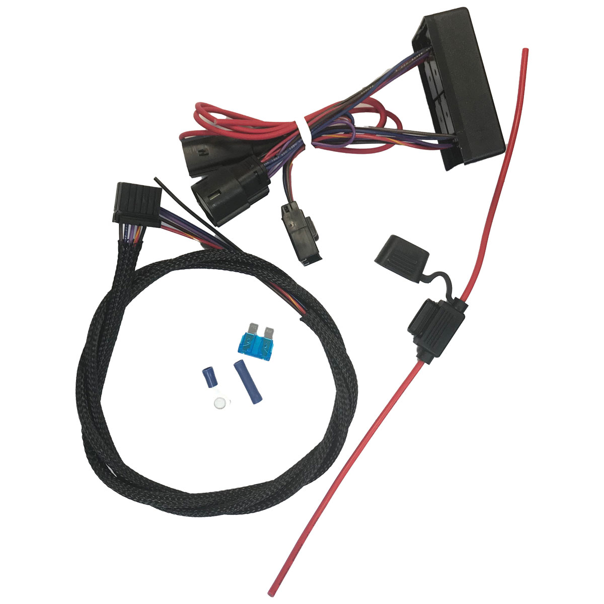 hight resolution of fbi trailer wire harness 6 pin molex connector fbi harness 6fbi trailer wire harness