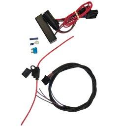 fbi trailer wire harness 8 pin molex connector  [ 1200 x 1200 Pixel ]