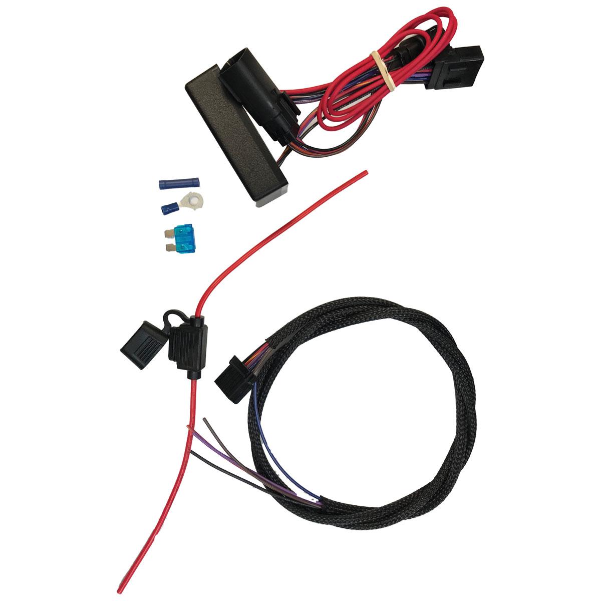 hight resolution of fbi trailer wire harness 8 pin molex connector