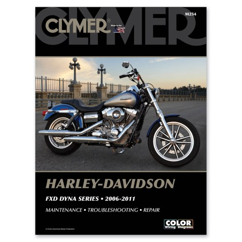 small resolution of clymer dyna glide repair manual 543 187 j p cycles rh jpcycles com 1999 harley efi wiring