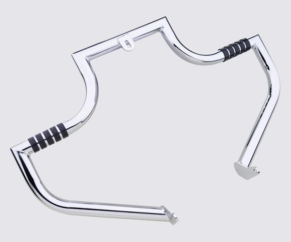 Lindby Custom Chrome Magnumbar | 721-938 | J&P Cycles