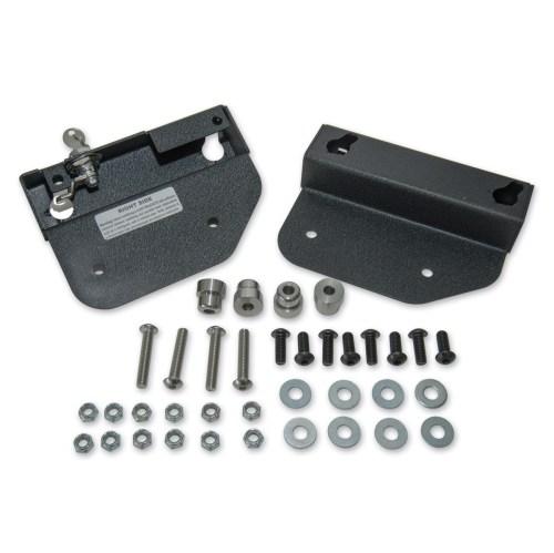 small resolution of easy brackets saddlebag mounting system for detachable backrest