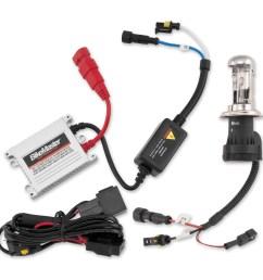 bikemaster hid light kits 6000k h7 white bulb [ 1200 x 1200 Pixel ]