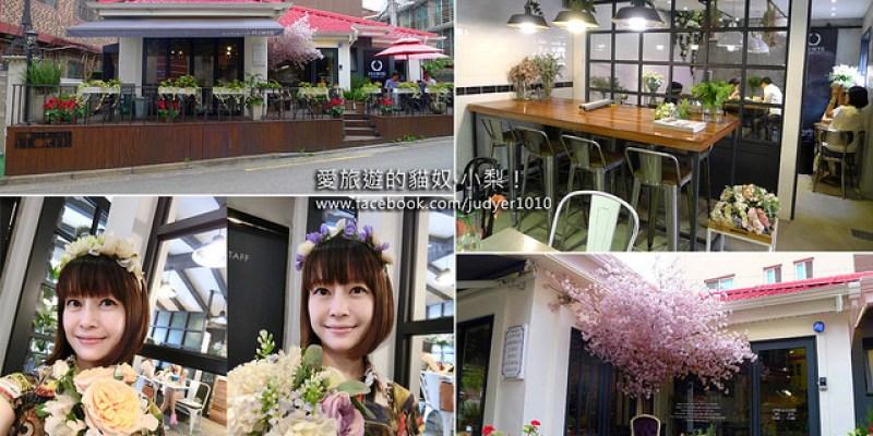 【韓劇景點】弘大\Florte Flower Café,花花草草好好拍,韓妞最愛的秘密花園!(《戲子》取景拍攝地之一)