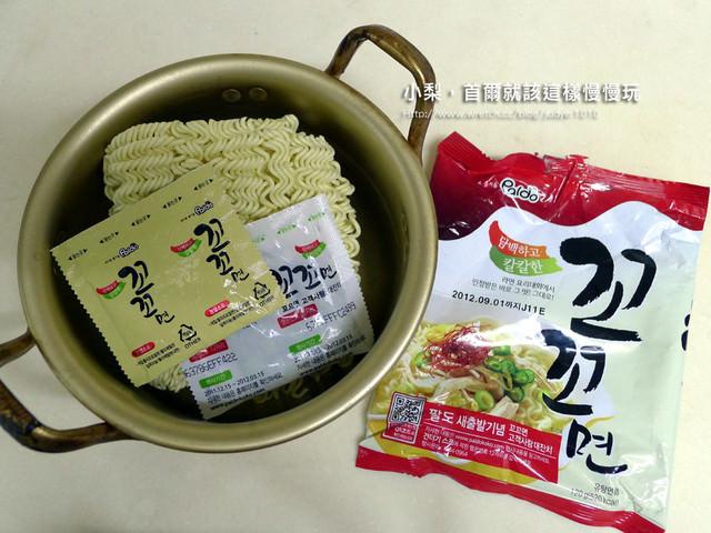 【韓國必買】咕咕麵꼬꼬면。我的嚐鮮文~ - 愛旅遊的貓奴‧小梨