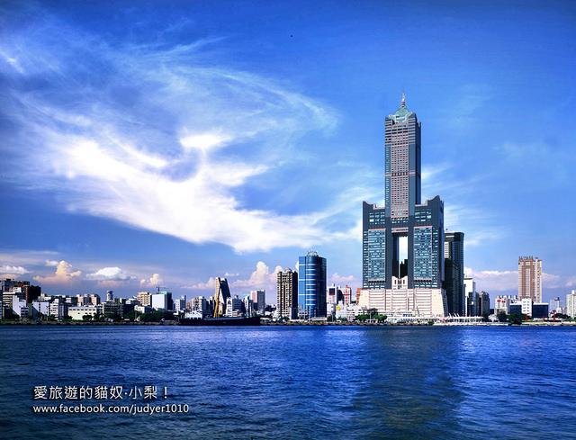 【高雄住宿】君鴻國際酒店,台灣最高的五星級飯店!鄰近三多商圈、夢時代商場及高雄展覽館!