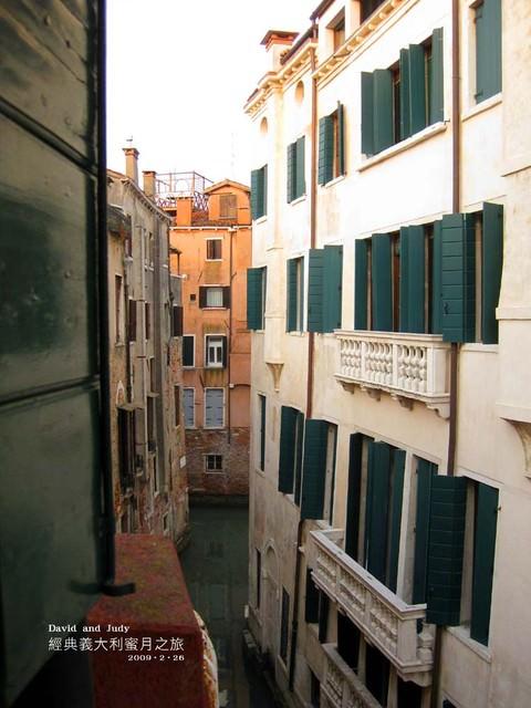 義大利蜜月Day4:威尼斯(一整天)→維諾納