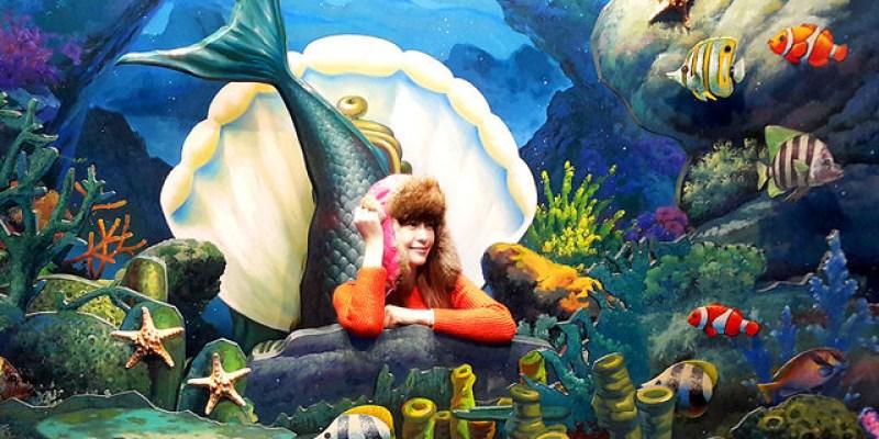【韓國仁寺洞】鐘路三街\愛來魔相4D藝術館박물관은 살아있다,帶你上山下海上太空,體驗一切不可能!