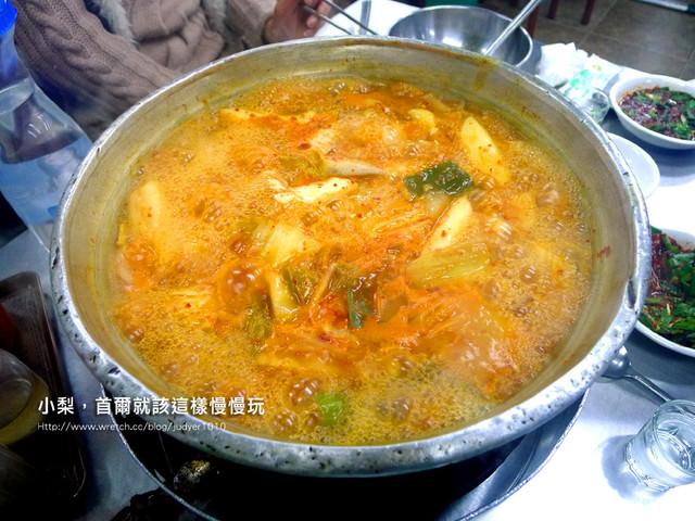 【韓國必吃】東大門美食:明洞一隻雞명동 닭한마리,在地人帶路美食!