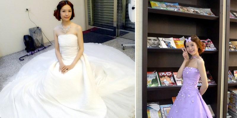【新秘】小梨的御用髮型師!(三)復古典雅髮型分享~要結婚的人絕對要快來看哦~