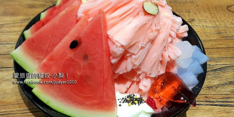 【韓國美食】好味冰호미빙\明洞站,台式雪花刨冰清涼又消暑!