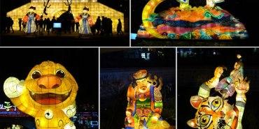 【韓國自由行】清溪川/首爾燈節!每年11月都有哦!