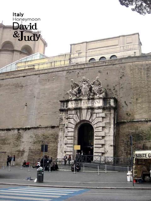 義大利蜜月Day8(中):梵諦岡 Vatican + 聖彼得大教堂→西班牙廣場