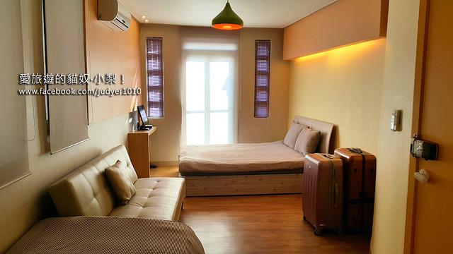 【韓國弘大住宿】DW設計住宅DW Design Residence,近弘大站2號出口,價錢親民!