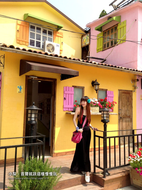 【韓國必去】紳士的品格場景(一)~《普羅旺斯村La Provence》!美到爆炸的超夢幻歐式庭園,想拍婚紗、寫真的人快去吧!