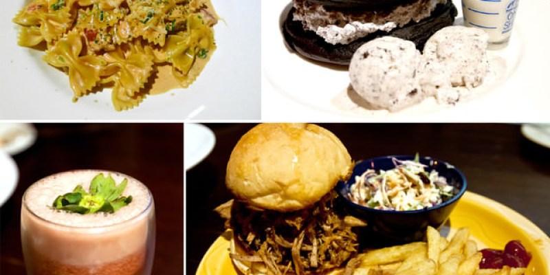 【台北美食】:美好年代~當復古的裝潢遇到了異國料理,迸出一場19世紀的慶生趴!