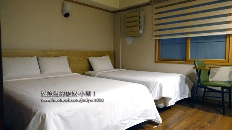 【釜山住宿】西面站\天使飯店Angel Hotel~價錢親民、生活機能好!