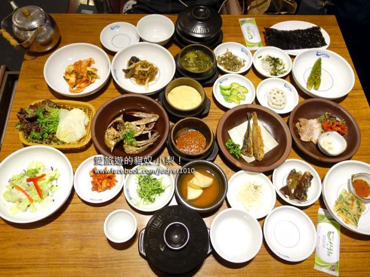 【韓國必吃】夢村土城站\山野日(山坪海)韓定食,醬蟹、烤魚、菜包肉吃到飽!奧林匹克公園旁的高級美食餐廳!