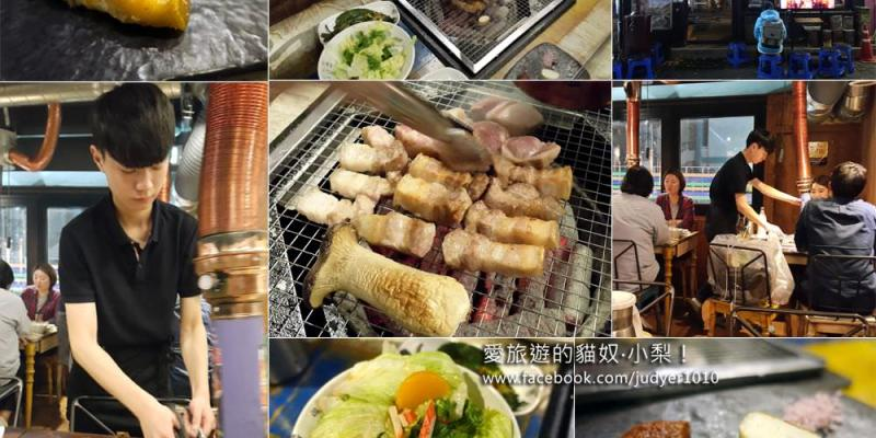 【韓國必吃】明洞美食\肉統領烤肉,美味的黑豬肉、韓牛烤肉店!
