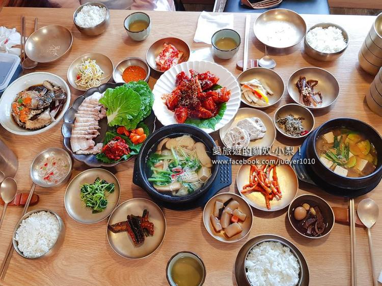 三清洞美食\大瓦房,醬蟹韓定食超美味,首爾米其林一星餐廳!
