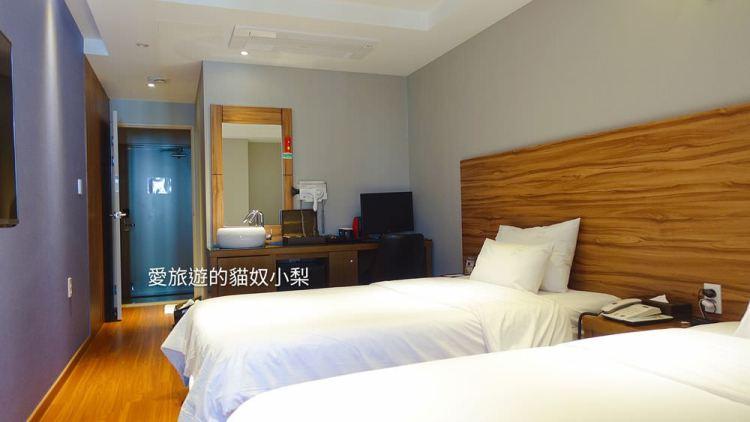 釜山西面住宿\利昂飯店Lion Hotel,交通便利、生活機能超好!