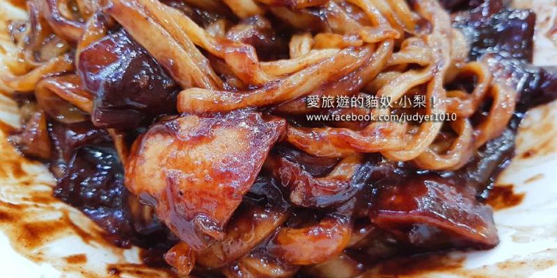釜山西面美食\凡胎手工炸醬麵(範泰昔日手工炸醬麵),麵Q、洋蔥清甜,好好吃!