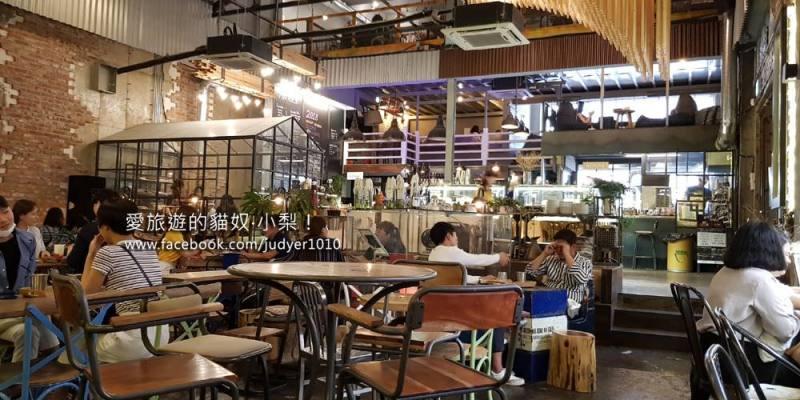 釜山咖啡廳\vintage 38咖啡廳,24小時的工業風咖啡廳!