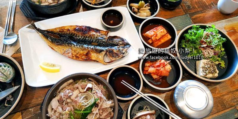 釜山美食\來自濟州島的豬肉塔醒酒湯,位於廣安海水浴場旁,可一個人來用餐哦!