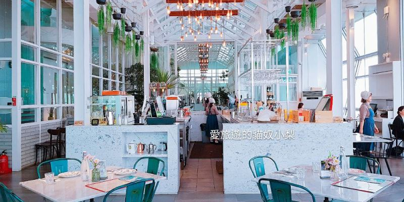 首爾美食\世上全部的早餐All Day Fresh Kitchen,汝矣島上50層樓高的夢幻空中餐廳!