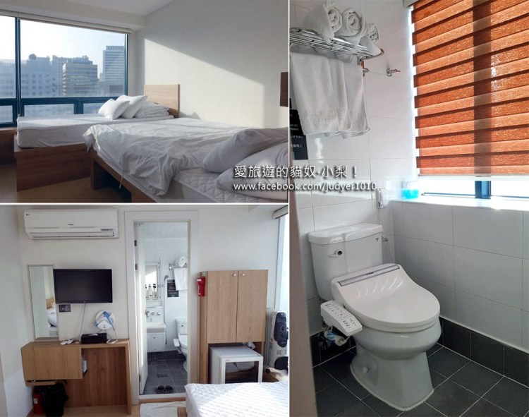 明洞住宿\明洞步伐旅館1 STEP INN Myeongdong 1~位於明洞商圈內,地理位置絕佳!想逛街?樓下就是啦!