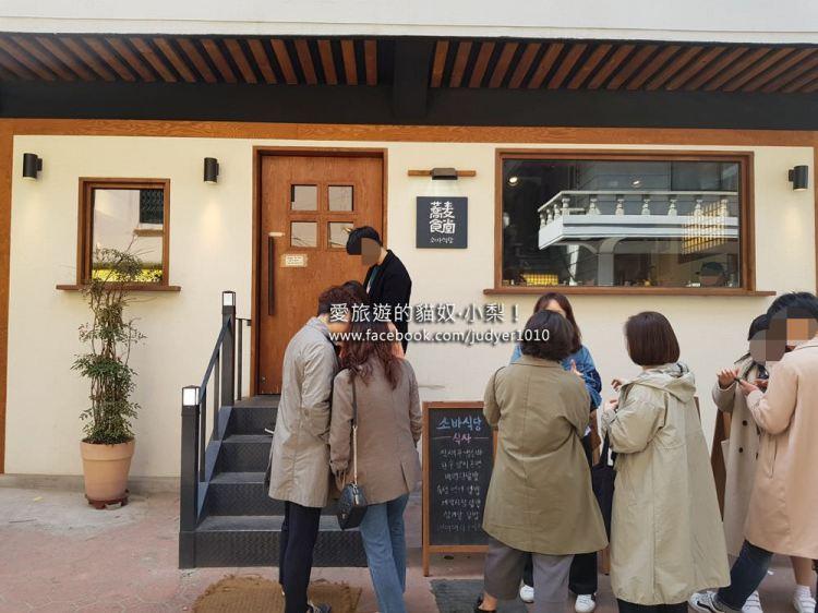 聖水美食\蕎麥食堂,李鍾碩主演韓劇《羅曼史是別冊附錄》中的餐廳之一(文末有望遠店資訊)