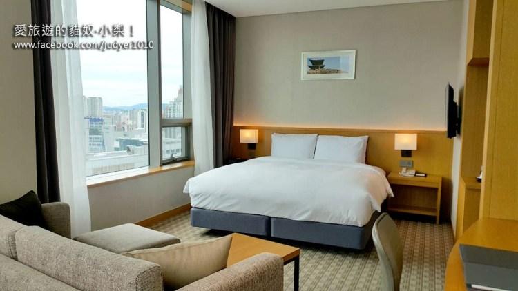 東大門住宿\首爾東大門思普希爾相鐵飯店Sotetsu Hotels The Splaisir Seoul Dongdaemun,近東大門歷史文化公園站!旁有DDP、LOTTE FITIN、apM,逛街批貨超方便!