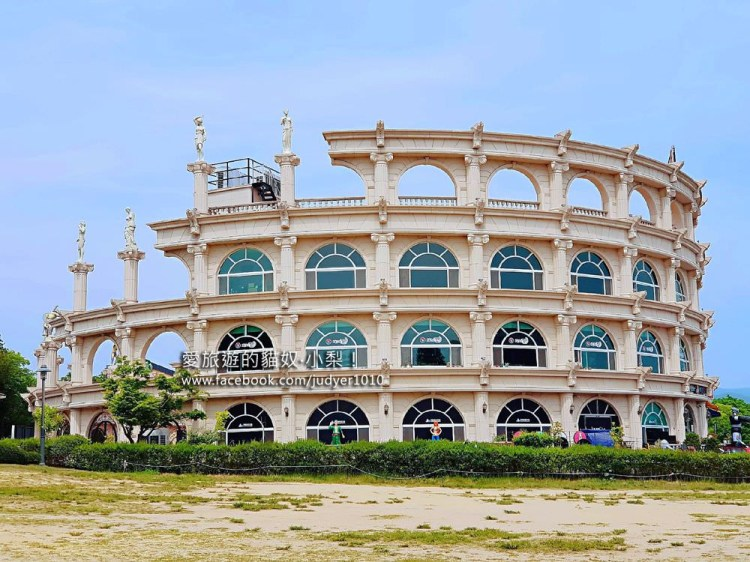 慶州普門觀光園區\普門鬥獸場、慶州塔、普門亭、普門塔、普門水車