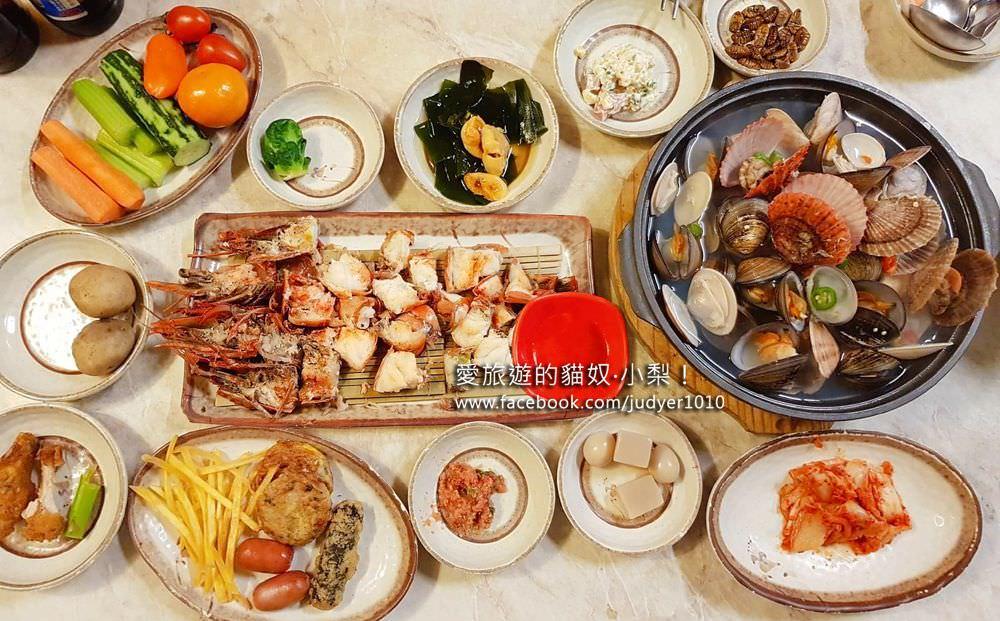 釜山南浦洞美食\塞翁之馬超人氣海鮮店,燉螃蟹湯、蛤蜊湯,每桌必點超夯!