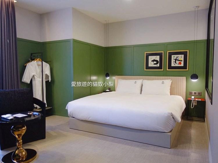 釜山住宿\西面棕色點點商務飯店Browndot Business Seomyeon,價錢親民、交通便利!
