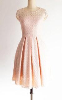 Gossamer Petal Pearl Petal Pink Lace Bridesmaid Rose ...