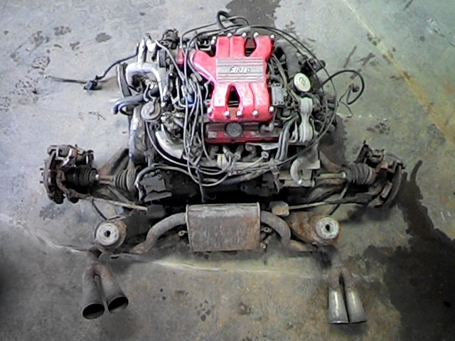 1986 Chevy Engine 2 8 V6